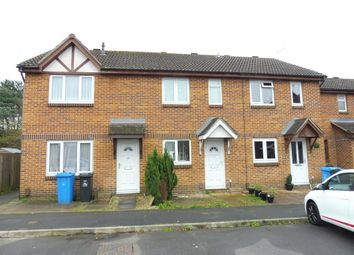 Thumbnail 2 bed terraced house for sale in Lentham Close, Poole