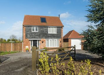 Croft View, Dargate Road, Yorkletts, Whitstable CT5. 3 bed detached house for sale