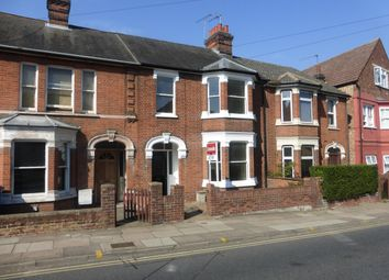 Thumbnail 4 bed terraced house to rent in Grove Lane, Ipswich