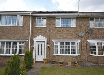 Thumbnail 3 bed property for sale in Sedgemoor Close, North Hykeham, Lincoln