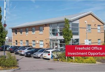 Thumbnail Office for sale in 731 Capability Green, Luton