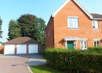 Thumbnail 2 bed semi-detached house to rent in Hercules Road, Rendlesham, Woodbridge
