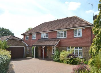 5 bed detached house for sale in Burleigh Park, Cobham KT11