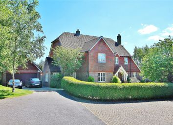 Thumbnail 5 bed detached house for sale in Braeside Close, Findon Village, West Sussex