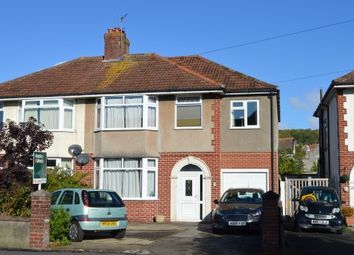 Thumbnail 4 bedroom semi-detached house for sale in Milton Road, Milton, Weston-Super-Mare