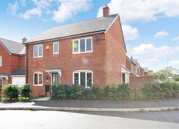 Thumbnail 4 bed detached house for sale in Bamburgh Drive, Chorley