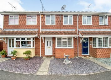 Thumbnail 2 bed terraced house for sale in Hervey Close, Shotley Gate, Ipswich