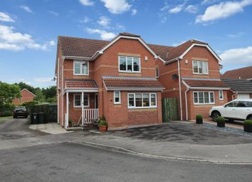 Thumbnail 4 bed detached house for sale in Craven Way, Boroughbridge, York