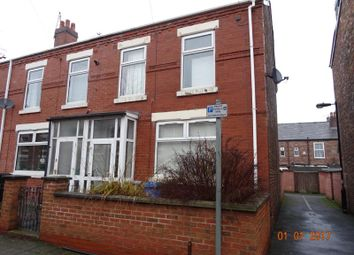 Thumbnail 3 bedroom terraced house to rent in Darley Street, Stretford, Manchester