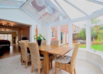 Thumbnail 5 bed detached house for sale in Warminghurst Close, Ashington, West Sussex