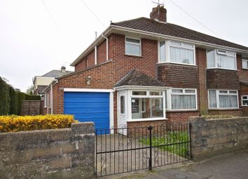 Thumbnail 3 bed semi-detached house for sale in Louise Road, Dorchester
