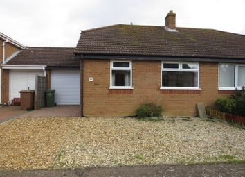 Thumbnail 2 bed bungalow for sale in Leaside, Heacham, King's Lynn
