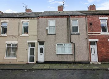 Thumbnail 3 bed terraced house for sale in Sidney Street, Blyth, Northumberland