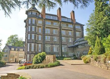 Thumbnail 3 bed flat for sale in Rowland Apartment, Rockside Hall, Matlock, Derbyshire