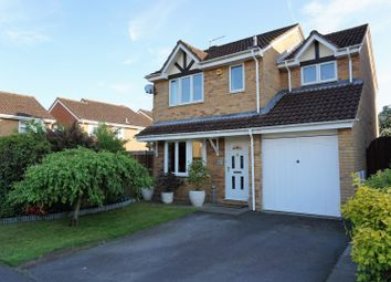 Thumbnail 4 bed detached house for sale in Sherwood Close, Basingstoke
