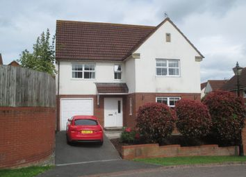 Thumbnail 4 bed detached house for sale in Poplar Drive, Yeovil