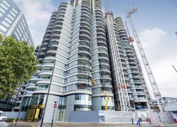 Thumbnail 2 bedroom flat for sale in Tower One, The Corniche, 20 Albert Embankment, London