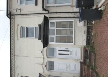 Thumbnail 4 bedroom terraced house to rent in Harborne Park Road, Birmingham