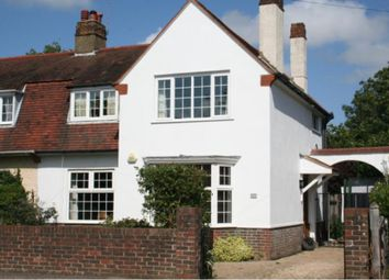 Thumbnail 3 bed semi-detached house to rent in West Avenue, Worthing