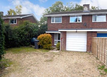 3 bed semi-detached house for sale in Griggs Meadow, Dunsfold, Godalming, Surrey GU8