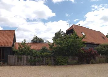Thumbnail 4 bed barn conversion for sale in Church End, Gamlingay, Sandy, Cambridgeshire