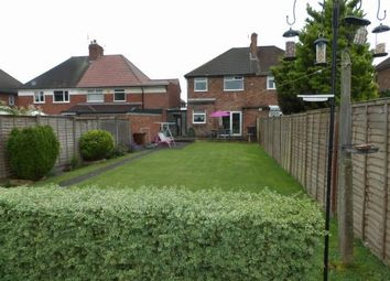 Thumbnail 3 bed semi-detached house for sale in Sycamore Road, Birstall, Leicester, Leicestershire