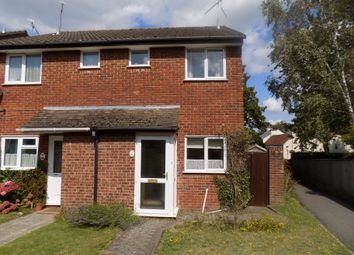 Thumbnail 2 bed semi-detached house for sale in Carepenter Close, Hythe