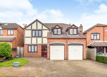 Thumbnail Detached house for sale in Field Road, Lichfield
