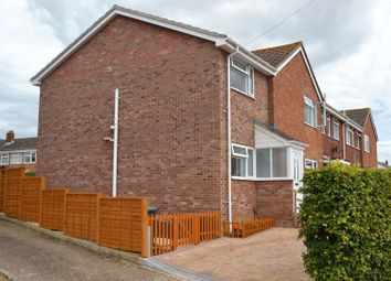 Thumbnail 4 bed semi-detached house for sale in Venner Avenue, Cowes