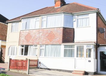 Thumbnail 3 bedroom semi-detached house for sale in Cleveleys Avenue, Leicester