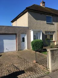 Thumbnail 2 bed end terrace house to rent in Dryden Crescent, Loanhead, Midlothian
