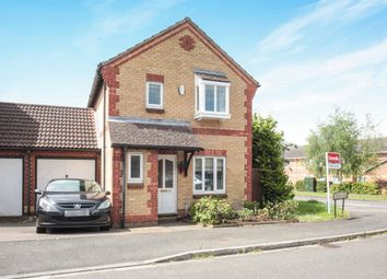 Thumbnail 3 bedroom detached house for sale in Lorimer Close, Luton