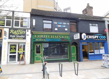 Thumbnail Retail premises for sale in Piccadilly, Hanley, Stoke-On-Trent, Staffordshire
