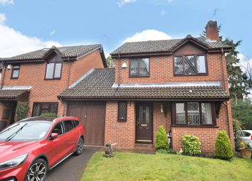 Royal Victoria Gardens, South Ascot, Ascot, Berkshire SL5. 3 bed link-detached house for sale