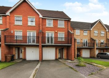 Thumbnail 4 bed end terrace house for sale in Watermint Close, Heatherton Village, Derby