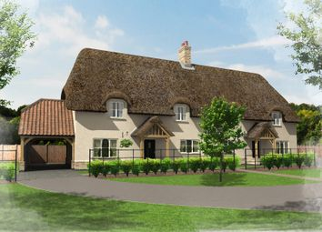 Thumbnail 4 bed semi-detached house for sale in Hare Cottage, Plot 46, Brampton Park, Brampton