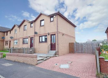 Thumbnail 2 bed end terrace house for sale in Station Road, Cleland, Motherwell