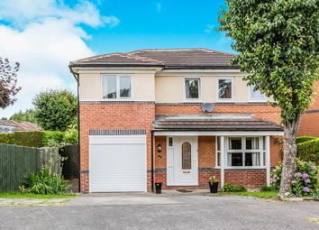 Thumbnail 5 bed detached house for sale in Herriot Drive, Chesterfield