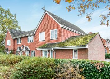 Thumbnail 3 bed end terrace house for sale in Ennel Copse, North Baddesley, Southampton