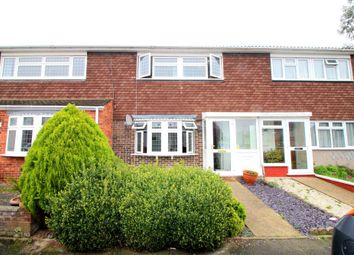 Thumbnail 3 bed terraced house to rent in Portnoi Close, Romford, Essex
