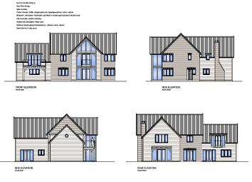 Thumbnail 4 bed detached house for sale in Plot 12, Fynn Valley, Witnesham, Ipswich