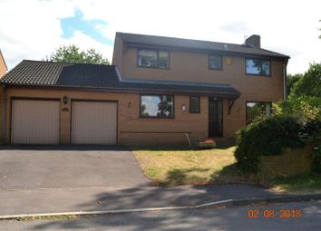 Thumbnail 4 bed detached house to rent in Hartley Close, Charlton Kings, Cheltenham