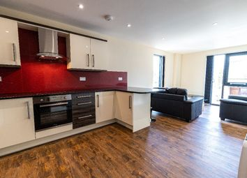 2 bed flat to rent in Harrow Street, Sheffield S11