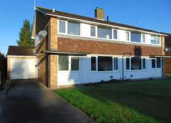 Thumbnail 3 bed semi-detached house to rent in Linton Meadow, Linton On Ouse, York