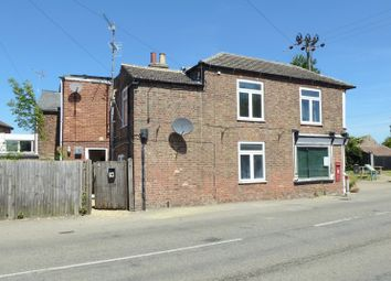 Thumbnail 4 bed semi-detached house for sale in High Road, Elm, Wisbech, Cambridgeshire