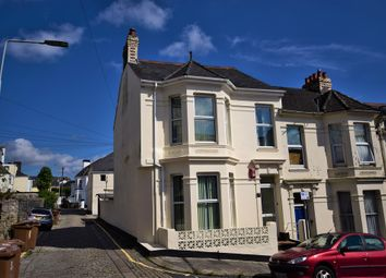 Thumbnail 5 bedroom end terrace house for sale in Grafton Road, Mutley, Plymouth