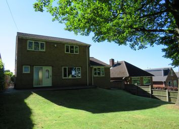 Thumbnail 4 bed detached house to rent in Longedge Lane, Wingerworth, Chesterfield