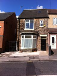 Thumbnail 2 bedroom flat to rent in Foljambe Road, Chesterfield