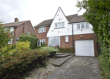 Thumbnail Detached house to rent in Wyvern Road, Purley, Surrey