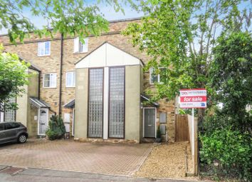 Thumbnail 3 bed end terrace house for sale in River Terrace, St. Neots